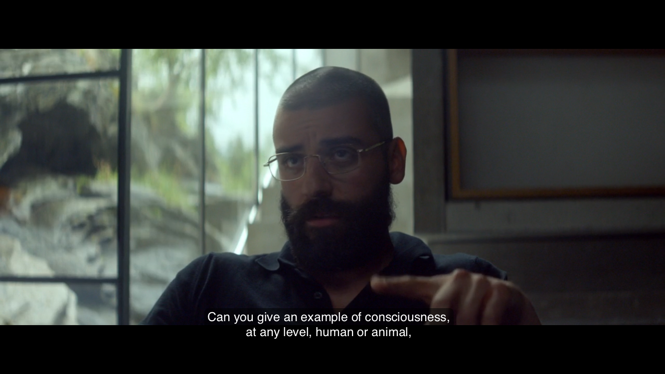 Ex Machina Philosophy