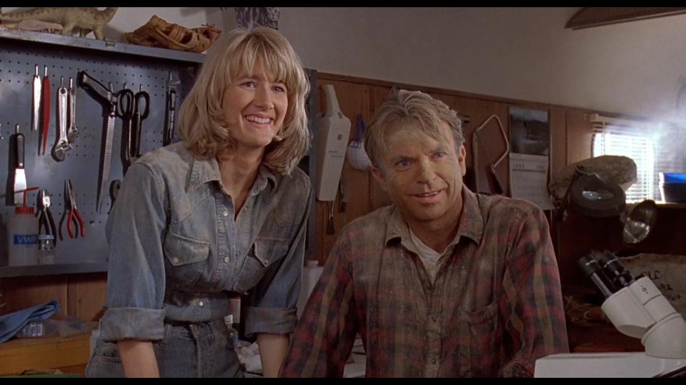 Jurassic Park Protagonists